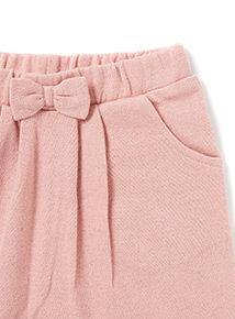 Pink Jogging Bottoms (0-24 months)