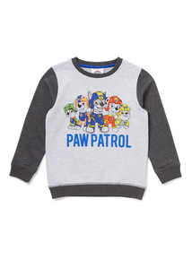 Grey Paw Patrol Sweatshirt (9 months-6 years)