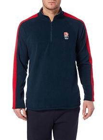 Navy England Rugby Fleece