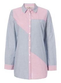 Multicoloured Striped Shirt