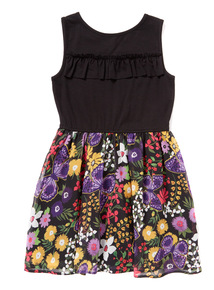 Multicoloured Floral Skirt Dress (3 - 12 years)