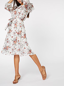 Online Exclusive Frill Dress
