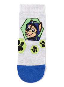 3 Pack Multicoloured Paw Patrol Socks