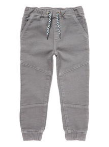 Grey Loopback Joggers (9 months - 6 years)