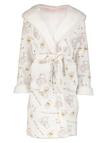 Disney Winnie The Pooh Cream Dressing Gown