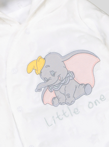Cream Disney Dumbo All In One (0-24 months)