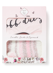 Multicoloured Totes 'Off-Duty' Pamper Set