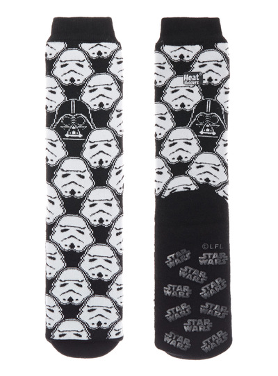Monochrome Disney Star Wars Storm Trooper Slipper Socks