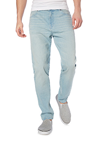 Light Blue Skinny Stretch Jeans