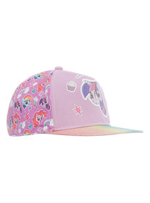 Multicoloured My Little Pony Cap (2 - 10 years)