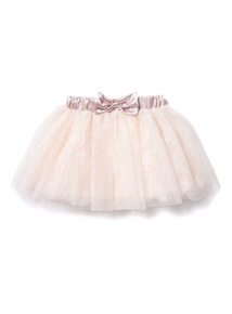 Pink Party Skirt (9 months-6 years)