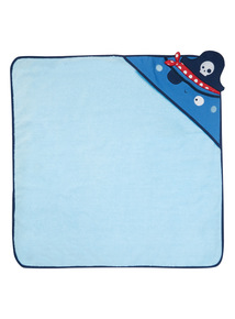 Boys Blue Under The Sea Towel