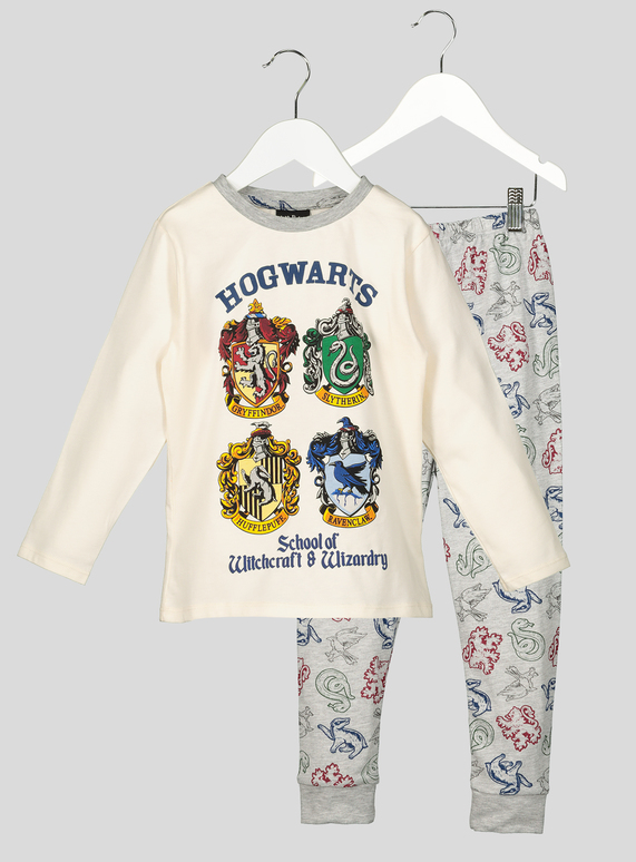 504155af02 Kids Harry Potter Long Sleeve Pyjama Set (4- 12 Years)
