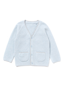 Blue Cardigan (Newborn-12 months)