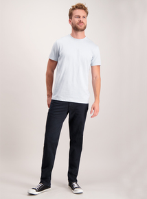 Indigo Wash Slim Fit Denim Jeans