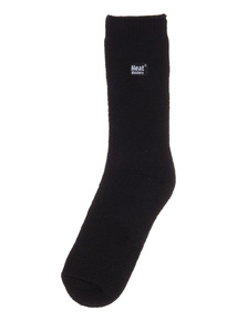Black Heat Holders Thermal Socks