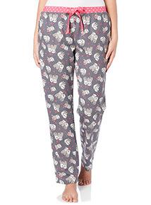 Panda Spot Jersey Trousers