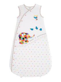 White Elmer Sleeping Bag (0 - 12 months)