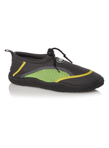 Kids Green Wet Shoes