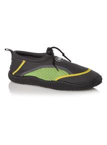 Kids Green Wet Shoes
