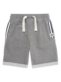 Boys Grey Sweat Short (3-12 years)