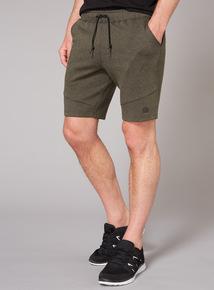 Admiral Khaki Sweat Shorts