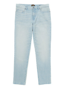 Light Blue Slim Stretch Jeans