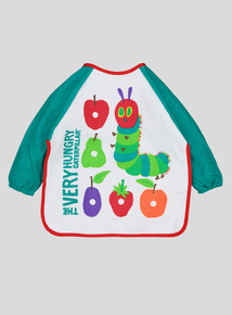 The Very Hungry Caterpillar Long Sleeve Bib (One Size)