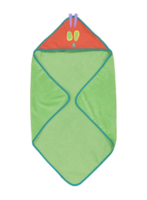 Green The Very Hungry Caterpillar Towel (onesize)