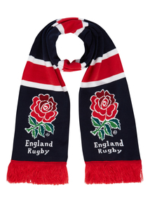 Navy England Rugby Scarf