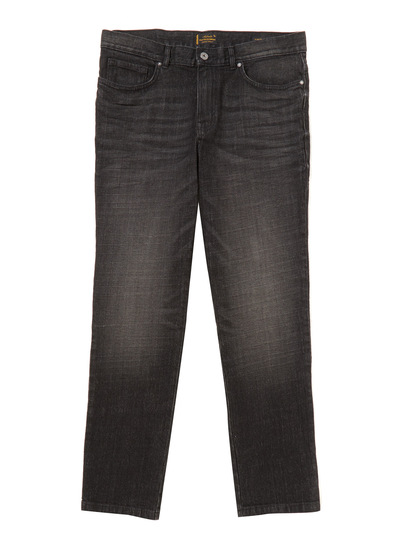 Black Slim Stretch Jeans