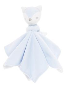 Blue Fox Comforter (0-24 months)
