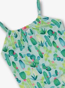 adf41213ac580 Green Cactus Swimming Costume (3-12 Years)