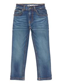 Dark Wash Denim Jeans (3-14 years)