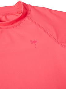 Pink Rash Vest (3-12 years)
