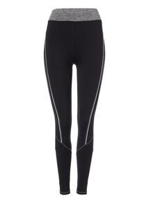 Black Active Legging