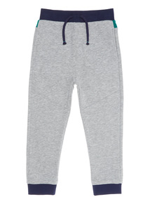 Boys Navy Active Panelled Jogger (9 months - 6 years)