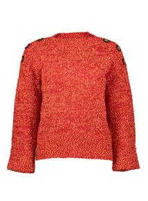 Rust Red Chenille Jumper