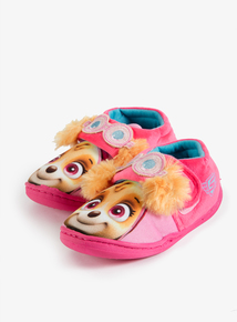 Online Exclusive Paw Patrol Pink Slippers (5 Infant - 10 Infant)