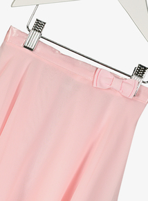 29add1a5bd5 Pink Bow Detail Ballet Skirt (2-10 years)