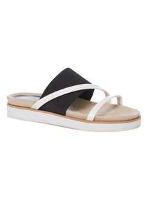 Sole Comfort Strappy Mules