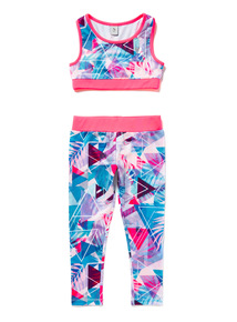 Multicoloured Dance Set (3-14 years)