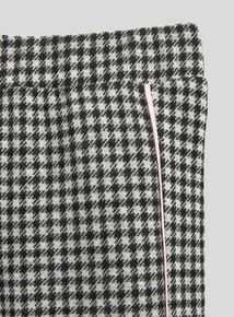 Multicoloured Cosy Checked Trousers (3-14 years)