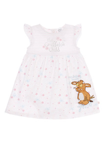 White Gruffalo's Child Dress (0-24 months)