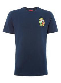 Online Exclusive Navy British & Irish Lions Tee