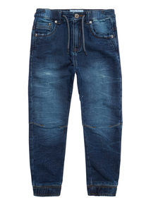 Boys Blue Loopback Denim Jean (3-12 years)