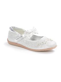 Bow Bumper Shoes (4 Infant - 12 Infant)