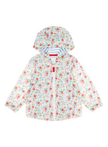 Girls Multicoloured Floral Jacket (0-24 months)