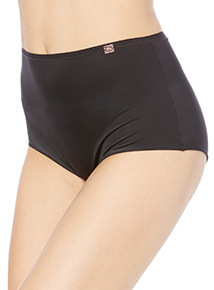 Gok Black No VPL Short
