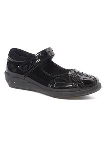 Black Unicorn Light Up Shoes